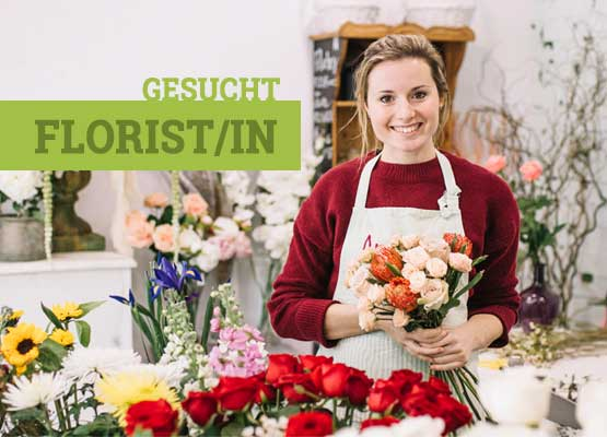 Job Florist Hattingen